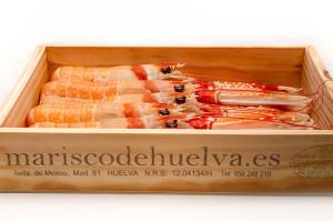 Caja de gigalas de Mariscodehuelva.es